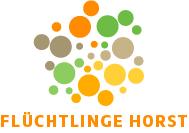 Flüchtlinge in Horst